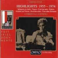 Christa Ludwig - Highlights 1955-1974