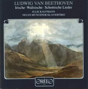 Beethoven - Irish, Welsh & Scottish Songs