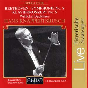 Beethoven: Piano Concerto No. 5 & Symphony No. 8