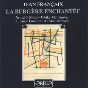 Françaix: Works for Flute