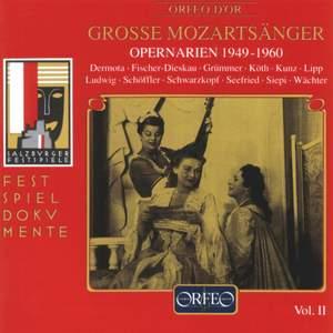 Große Mozartsänger Vol. 2