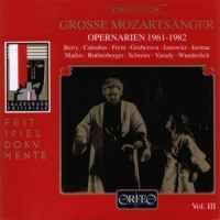 Große Mozartsänger Vol. 3