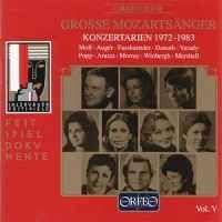 Große Mozartsänger Vol. 5