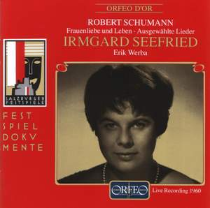 Schumann Lieder Product Image