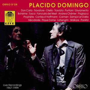 Plácido Domingo Product Image