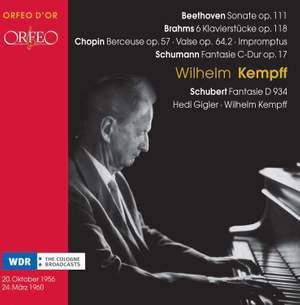 Wilhelm Kempff