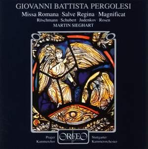 Pergolesi: Missa Romana, Magnificat & Salve regina