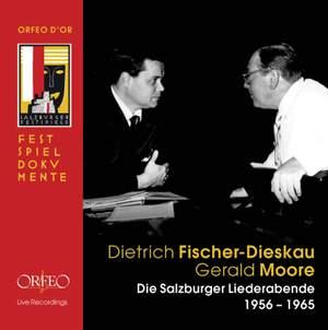 Die Salzburger Liederabende 1956-1965
