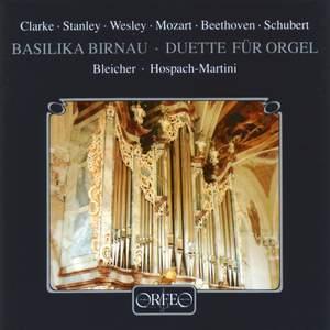 Basilika Birnau - Duette für Orgel