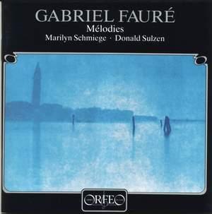 Gabriel Fauré - Mélodies