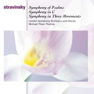 Stravinksy - Three Symphonies