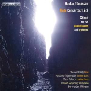 Tómasson: Concerto No. 1 for Flute and Orchestra (1997), etc.
