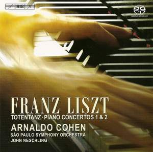 Liszt: Piano Concerto No. 1 in E flat major, S124, etc.