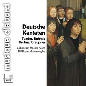 German Baroque Cantatas before Bach
