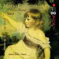 Clementi: Piano Works Vol. 3
