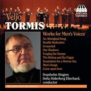 Veljo Tormis: Works for Men's Voices Product Image