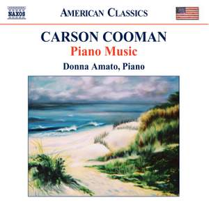 Carson Cooman - Piano Music Product Image