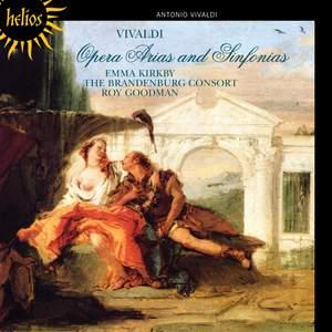 Vivaldi - Opera Arias and Sinfonias