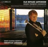 Ole Edvard Antonsen plays Nordic Trumpet Concertos