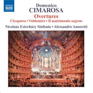 Cimarosa: Overtures Volume 1