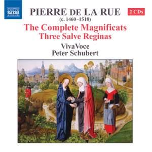 De La Rue - Magnificats & Salve Reginas