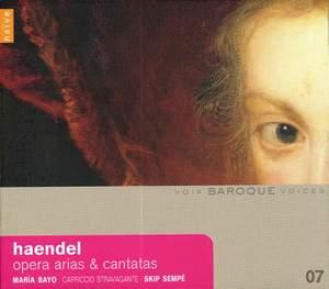 Baroque Voices 7 - Handel: Opera arias & cantatas