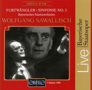 Furtwängler: Symphony No. 3