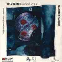 Bartok - String Quartets Nos. 2 & 5