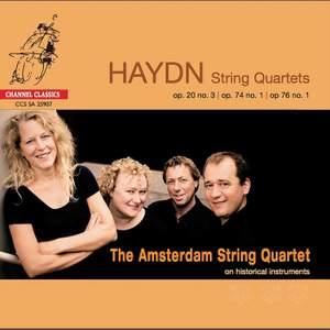 Josef Haydn - String Quartets Product Image