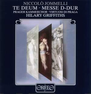 Jommelli: Te Deum & Mass in D major