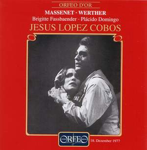 Massenet: Werther Product Image