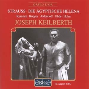 Strauss, R: Die Ägyptische Helena