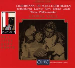Liebermann, R: Die Schule der Frauen