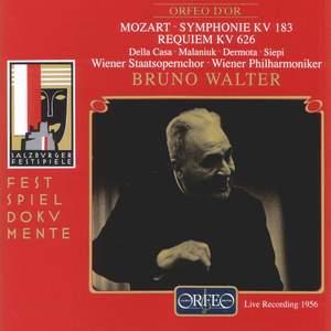 Mozart: Symphony No. 25 & Requiem