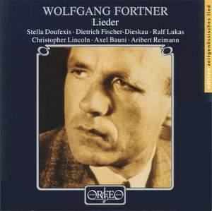 Wolfgang Fortner - Lieder