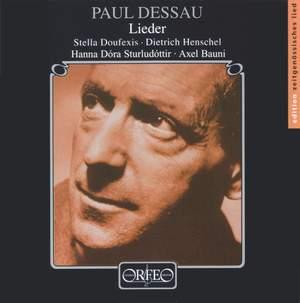 Paul Dessau - Lieder Product Image