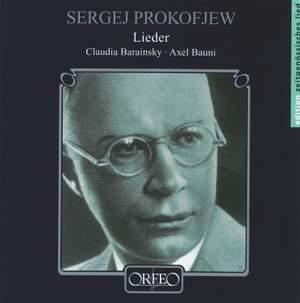 Serge Prokofiev - Lieder