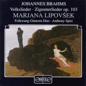 Johannes Brahms - Volkslieder & Zigeunerlieder