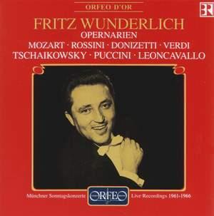 Fritz Wunderlich - Opernarien