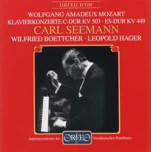 Mozart: Piano Concertos Nos. 14 & 25