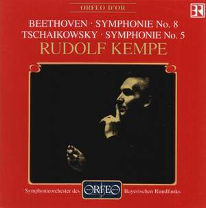 Beethoven: Symphony No. 8 & Tchaikovsky: Symphony No. 5