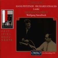 Hermann Prey sings Hans Pfitzner & Richard Strauss