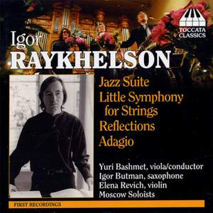 Igor Raykhelson: Music for Viola and Strings
