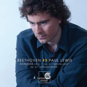 Beethoven - Piano Sonatas Volume 3