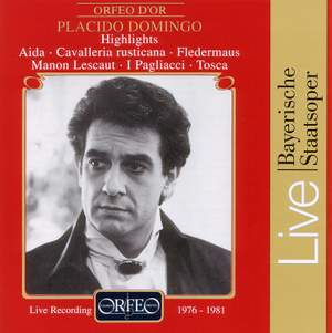 Placido Domingo - Highlights