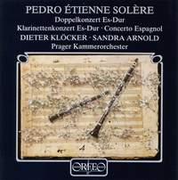 Solère: Clarinet Concerto