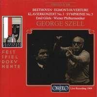 Beethoven: Egmont Overture, Op. 84, etc.