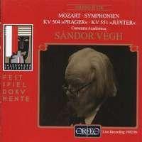 Mozart: Symphony No. 38 & 41