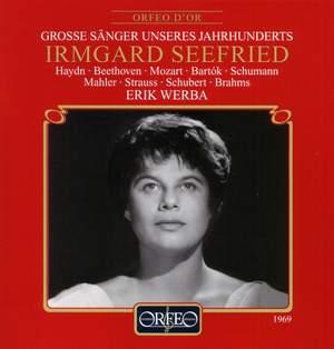 Irmgard Seefried - Lieder