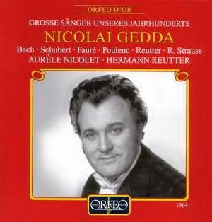 Nicolai Gedda - Lieder